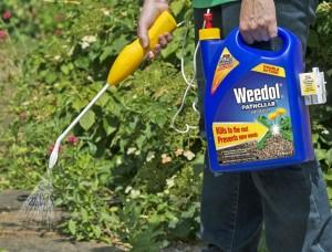 Garden Care - weed killer
